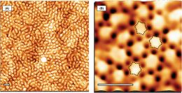 Nanoscale Archimedean Tilings Formed by 3-Miktoarm Star Terpolymer Thin Films