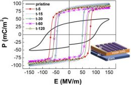 Enhancing the ferroelectric performance of P(VDF-co-TrFE) through modulation of crystallinity and polymorphism